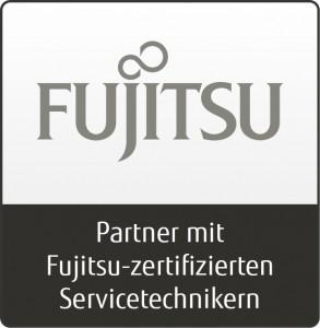 Partner mit Fujitsu-Zertifizierten Servicetechnikern